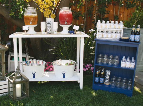 modern-nature-inspired-party-drink-station