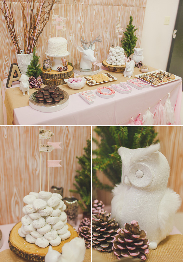 woodland-fourest-birthday-party-ideas